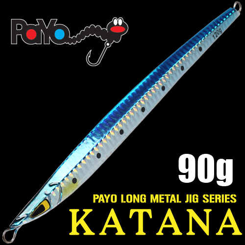 KATANA Long Metal Jig 90g
